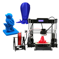 High Quality 3D Printer Auto Leveling Standard A8 3D Printers Reprap I3 DIY Kits 3D Kit