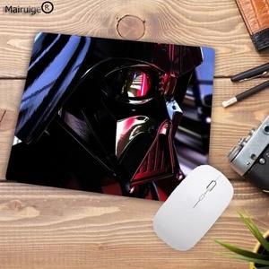 Image 3 - Mairuige 22X18CM promocja rosja darth Vader Vintage High Speed podkładka pod mysz podkładka pod mysz do gier podkładka pod mysz klawiatura