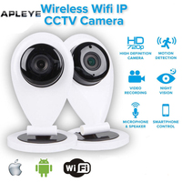 SECURITY MONITOR CCTV 720P WEBCAM IP WIRELESS HD WIFI BABY PET CAMERA