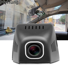 Car DVR DVRs Dash Camera Cam Digital Video Recorder Camcorder Full HD 1080p Novatek Registrator Wireless WiFi Black Car Styling