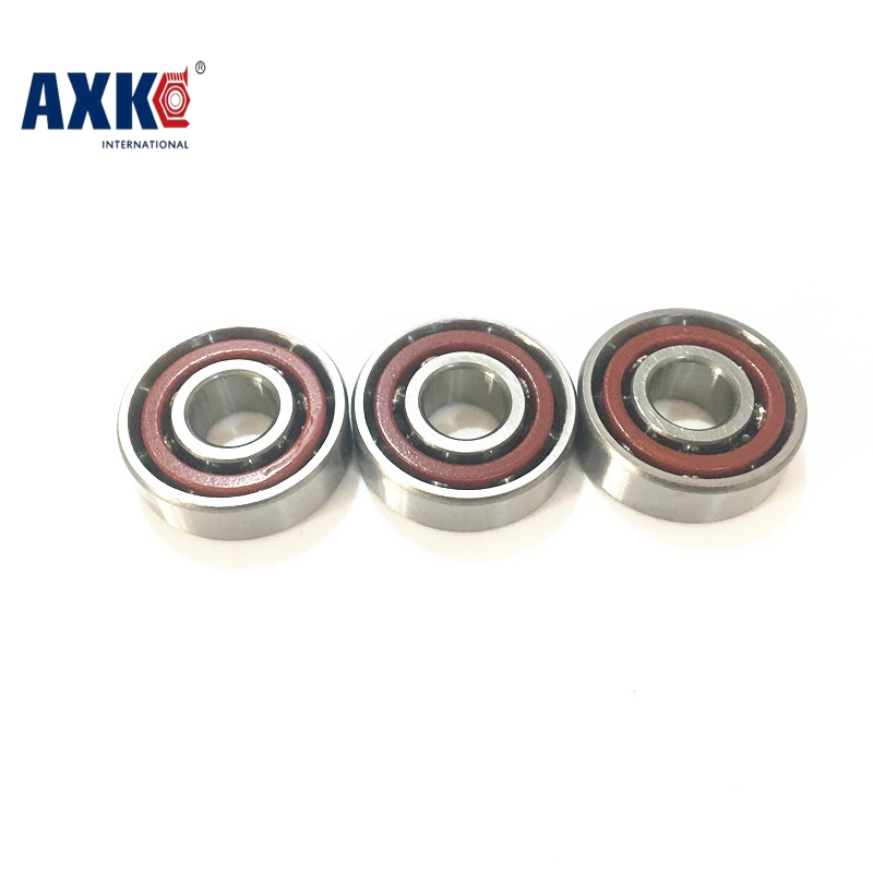 1PCS 8mm 708AC/P5 708 708AC 8x22x7 Spindle Angular Contact Ball Bearings SUPER PRECISION BEARING ABEC-5 8mm spindle angular contact ball bearings 708c 2rs p4 super precision bearing abec 7 708 double sealed rubber seals rs rs1 2rs1