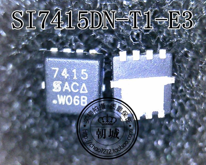 SI7415DN-T1-E3 SI7415 7415 QFN