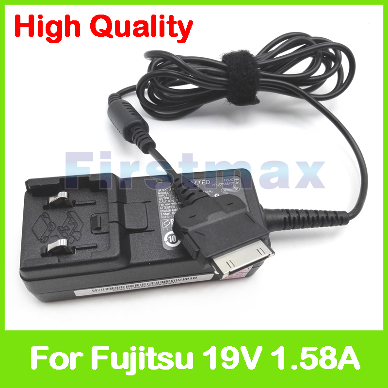 все цены на  19V 1.58A 30W AC power adapter ADP-30VH A CP568150-01 FPCAC118 for Fujitsu LifeBook AH532/GFX LH532 Tablet charger no ac plug  онлайн