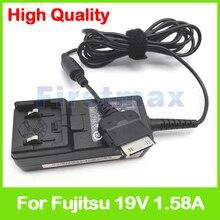 19 В 1.58A 30 Вт AC адаптер питания ADP-30VH A CP568150-01 FPCAC118 для Fujitsu LifeBook AH532/GFX LH532 Таблетки зарядное устройство no ac plug