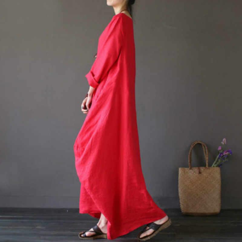 女性のエレガントソリッドホリデーマキシドレス夏のファッション中国風のドレスプラスサイズ L-5XL