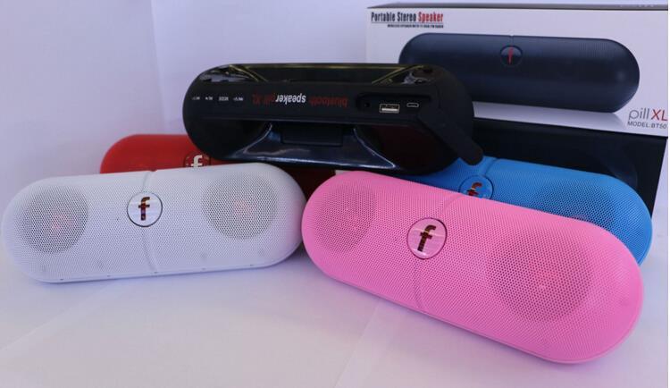 Uusim juhtmevaba kõlar, mis on suurem Portable Bluetooth Speaker 1: - Kaasaskantav audio ja video - Foto 2
