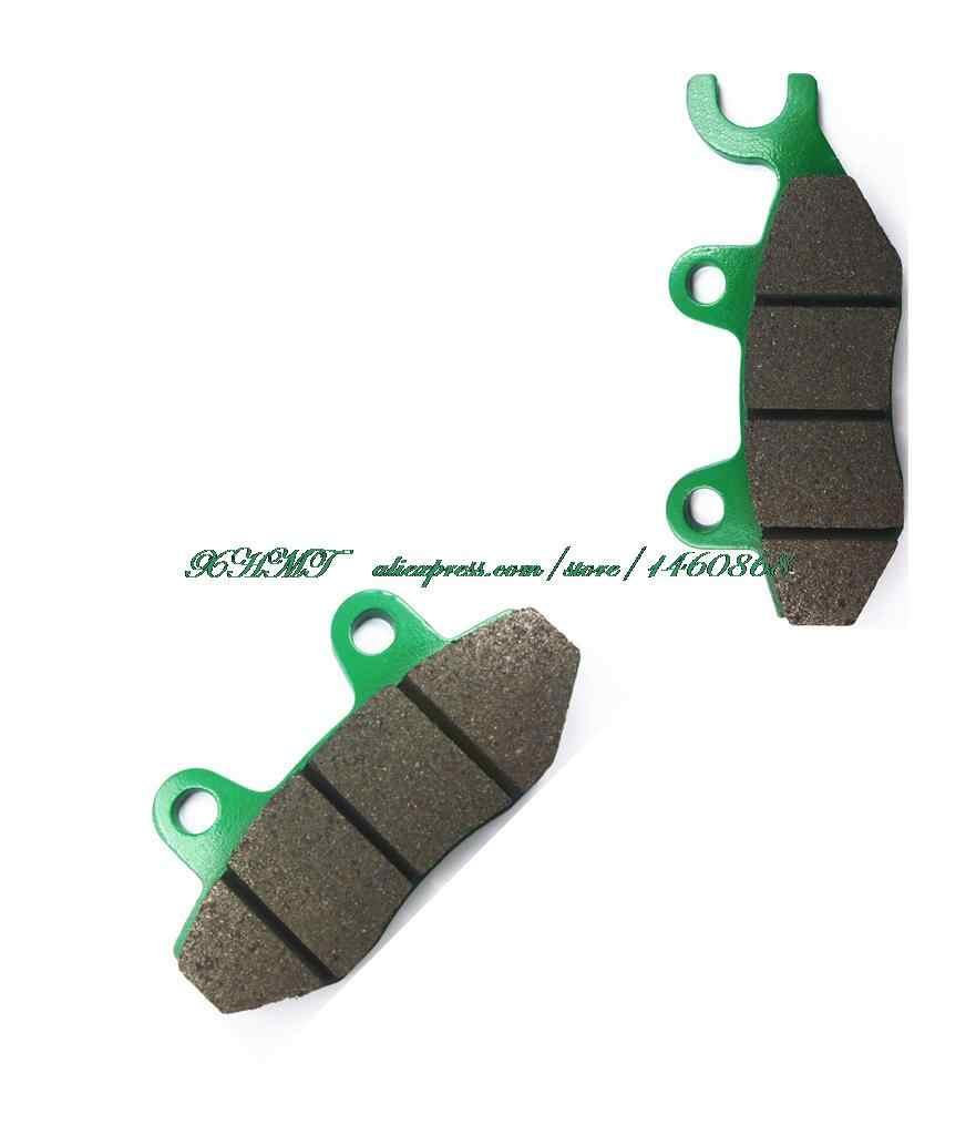 Набор тормозных колодок для HONDA nsr50 Nsr 50 (94-00) Supra 100 (99 и выше) Vt125 Vt 125 Shadow (99 и выше)/Modenas Kriss 115 (99 и выше)