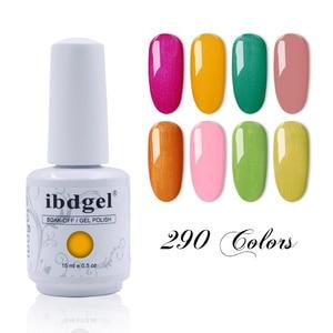 50 шт., бесплатная доставка, УФ Лаки, гель для ногтей, гель для ногтей, ibdgel, маникюрный салон, светодиодная лампа, красочная, долговечная