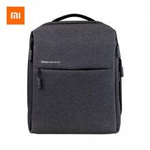 Original Xiaomi Minimalist Style Men Backpacks Waterproof Business Backpack For 14 Inch Laptop Large Capacity Urban School Bags