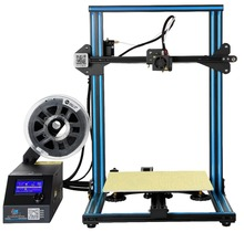 Creality CR10/CR10S 3D-принтеры 1,75 мм 0,4 мм Насадка мониторинг волокон сигнализации Мощность off резюме большой металлический каркас 3D-принтеры