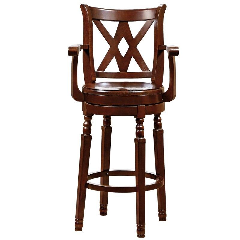 Taburete Ikayaa Hokery Kruk Stoelen Comptoir Sandalyeler Banqueta Todos Tipos Silla Stool Modern Tabouret De Moderne Bar Chair Bar Furniture Bar Chairs