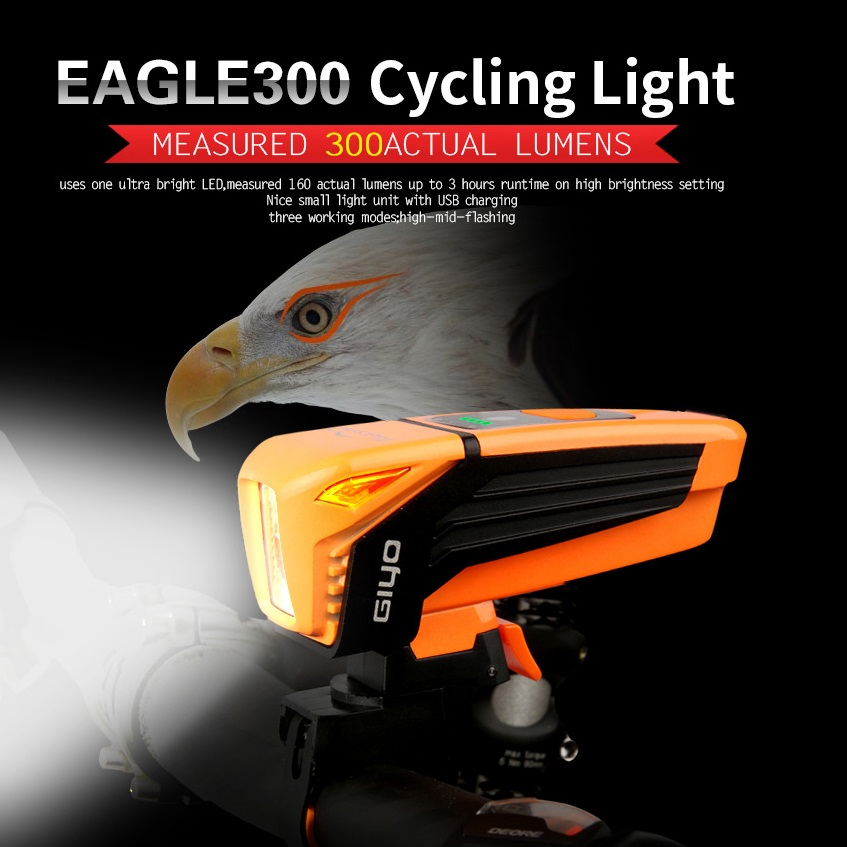 Bicycle Light IPX5 Waterproof LED lights Mount Holder Bike Headlight Handlebar Lamp USB Rechargeable Cycling front lights solar energy usb rechargeable 2 in 1 bicycle safety warning lamp cycling bike led front light waterproof headlight black white