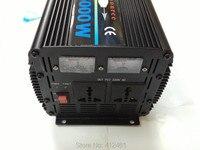 6000 W Omvormer 24 V DC naar 220 V AC Converter Auto Omvormers AC Adapter Voeding Groothandel Dropshipping