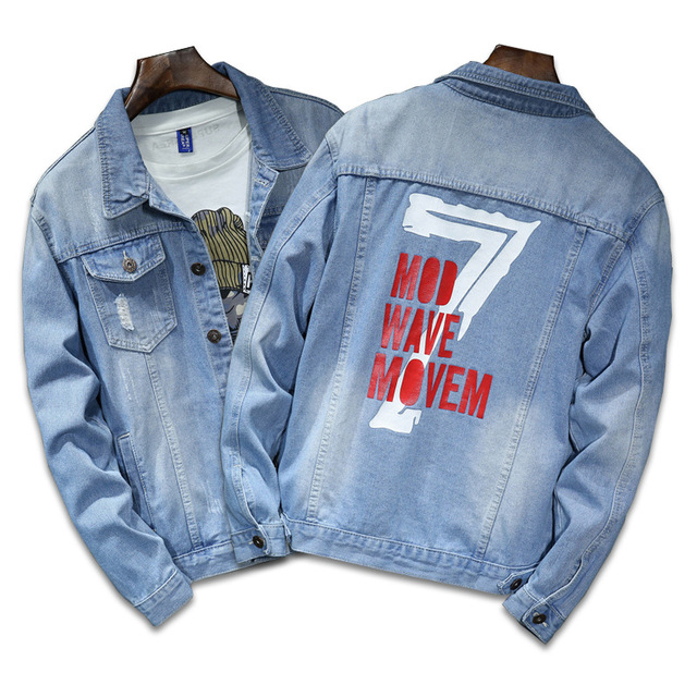 Ripped Cowboy Jackets