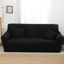 Knitting Sofa Cover Sofa Slipcover Single/Two/Three/Four-Seater Stretch Scenic Funda Sofa Decoration Sofa Couch Cover Capa De