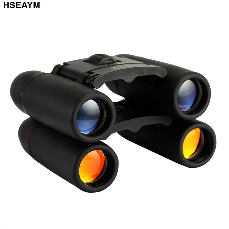 Hunting Binoculars Telescopes 30X60 Zoom Mini Outdoor Day Camping Travel Vision Field-glasses Children Kids Scope 126M/1000M