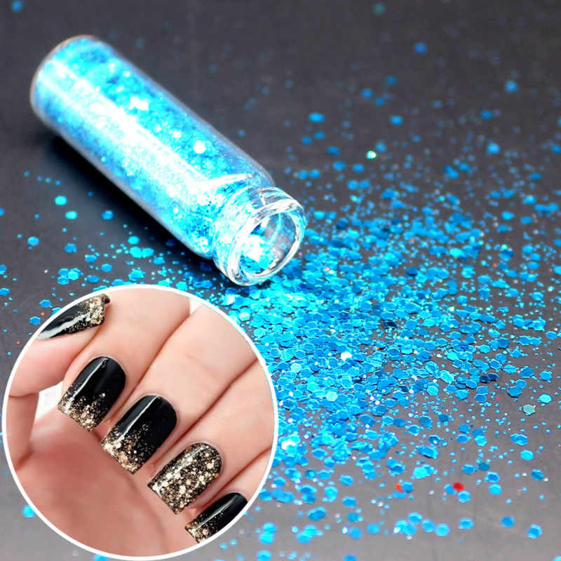 2018 NEW 1 Box Beauty Glitter Nail Striping Line Tape Sticker Set Art Decorations DIY Tips For Polish Nail Gel