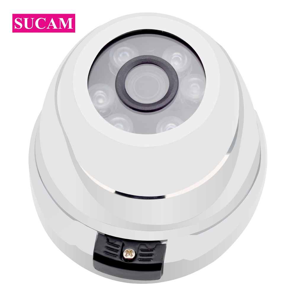 SUCAM 5MP Dome AHD CCTV Camera Home Indoor 20M Night Vision Sony 326 Security Video Surveillance Cameras with OSD Cable картридж hp 123xl f6v18ae