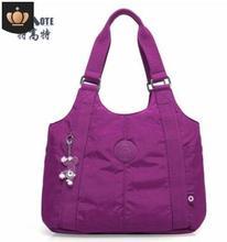 New style one-shoulder bag leisure fashion nylon womens portable waterproof tourism o