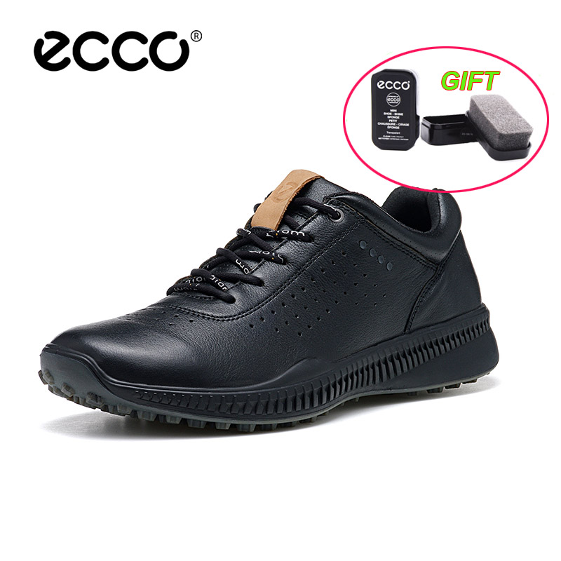 Genuine ECCO Leather Men Casual Shoes Luxury Brand Autumn Men Lace-up Chaussures Breathable Footwear Winter Zapatos New Arrival