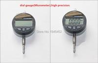 Free Shipping 0 001mm Electronic Micrometer 0 00005 Digital Micrometro Metric Inch Range 0 12 7mm