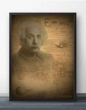 Картина «greatest minds» Настенная картина Настенный декор холст