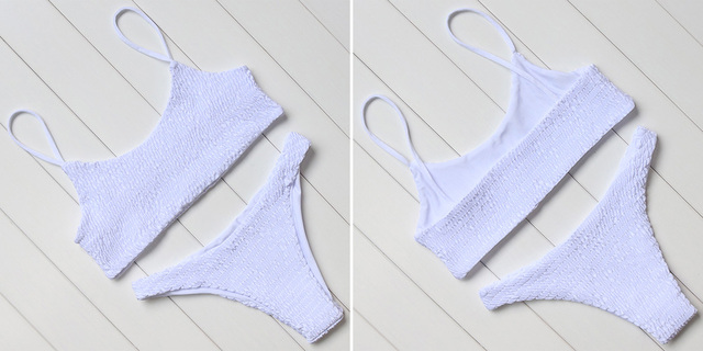 Sexy Bikini Swimwear Women Swimsuit Push Up Micro Brazilian B1249 21