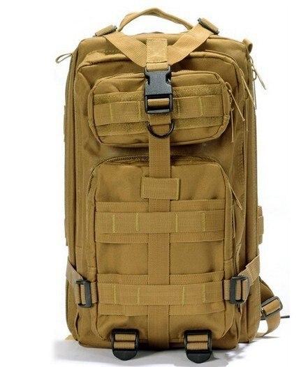 25L 3 P attaque sac à dos à bandoulière sacs d'alpinisme sacs de voyage sacs de sport sac femme