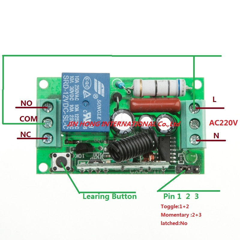 Smart Wireless Remote Switch 3