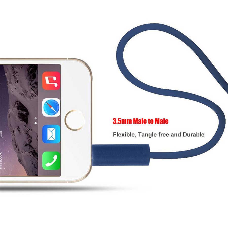 Przewód audio zastępczy 3.5mm z mikrofonem do uderzeń dr dre słuchawki Solo Studio Pro Detox słuchawki douszne