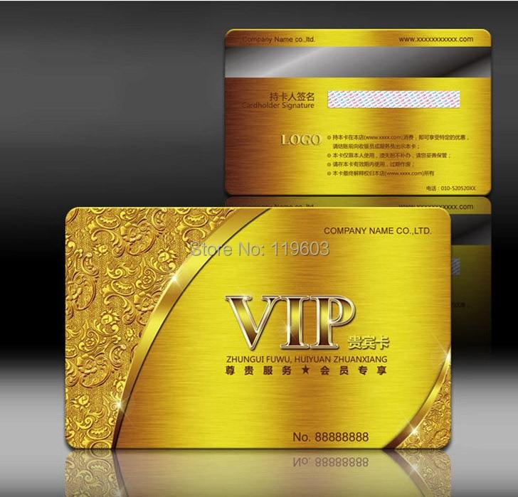 Hot sellHigh quality of VIP membership card with qr code cr80 – Membership Card Design