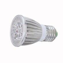 5 Вт Светодиодный Grow light E27 светодиодный лампы для растений Hydropoics свет парниковых органический полный спектр освещения лампы