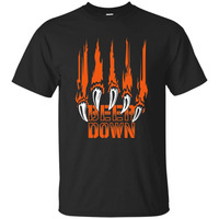 Beer Down Chicago Down Footballer T Shirt