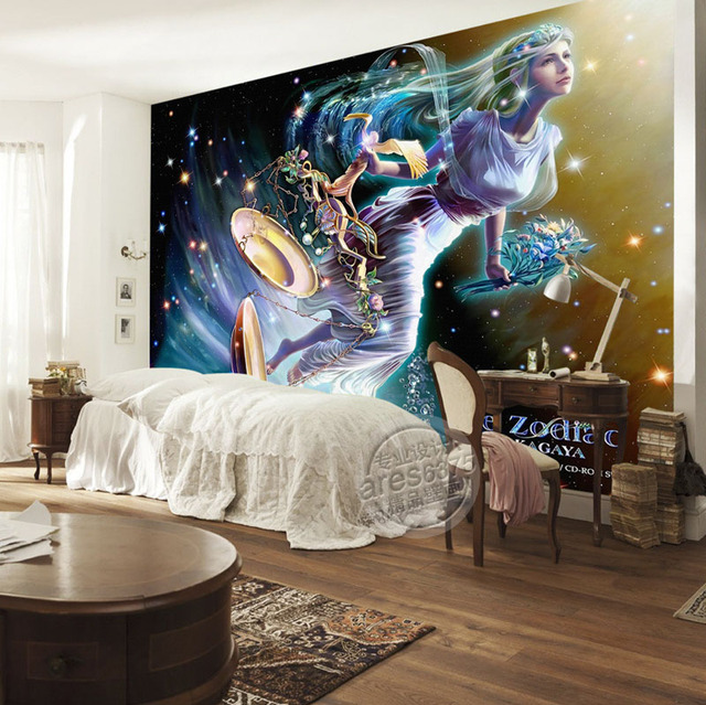 Buy libra wallpaper brilliant galaxy for Best 3d wallpaper for bedroom