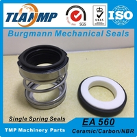 EA560 30 Shaft Size 30mm Eagle Burgmann Single Spring Elastomer Bellows Mechanical Seals With O Ring