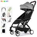 Оригинальная <font><b>yoya</b></font> легкая коляска может сидеть и лежать 175 градусов складной зонтичная тележка ультра-легкий детский автомобиль портативный н...