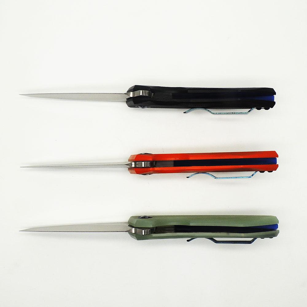 BMT 0456 Taktinis sulankstomas peilio peilis D2 peiliukas G10 - Rankiniai įrankiai - Nuotrauka 5