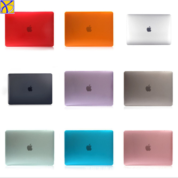 5pcs iCasiber Crystal Matte Hard case For Apple mac book Air Pro Retina 11 12 13 15 Laptop Bag for Macbook Air 13 PC Case Cover