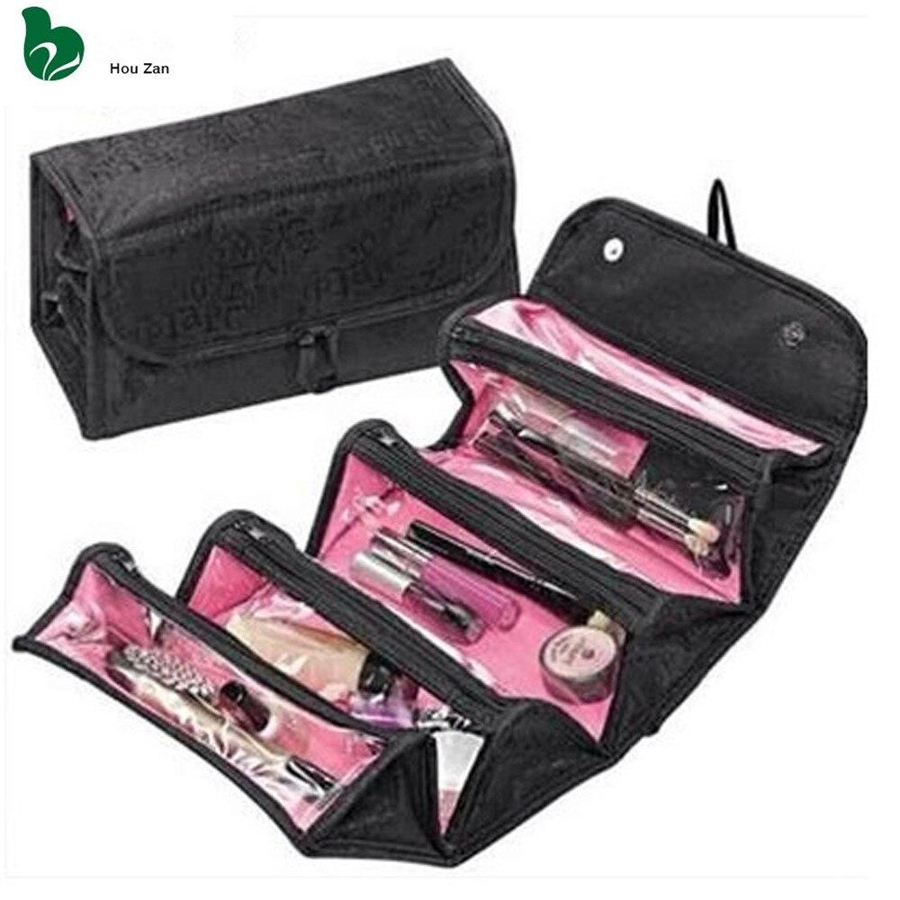 10 Stücke Handtaschenorganisator Necessaire Frauen Neceser Kosmetiktasche Hängen Pflege Kosmetikkoffer Make-up Box Koffer Beutel