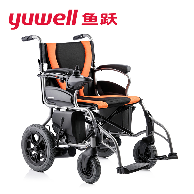 Portable Wheel Chair Waiting Chairs For Sale Yuwell D130h Electric Wheelchair Battery Handbike Folding Wheelchairs Fda Ce