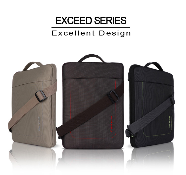 2017 Brand Bussiness Nylon 11 12 13 Inch Laptop Messenger Bag Ultra Thin 3 Computer Sleeve Single Shoulder Crossbody Men In Bags Cases From