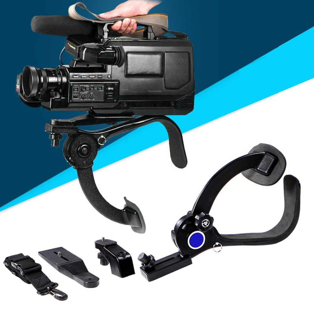 1 Set Hands Free Shoulder Mount Camera Pad Support Stabilizer for Camcorder Video Camera DSLR qiang