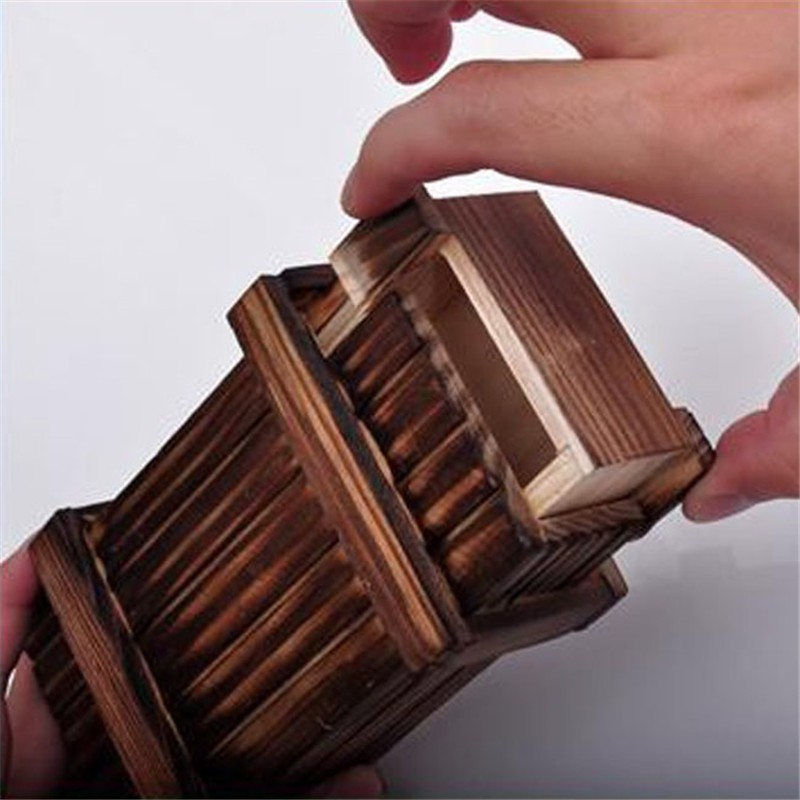 Room escape props toys boring password box organ box Puzzle box real life escape room game chamber of secrets escape image