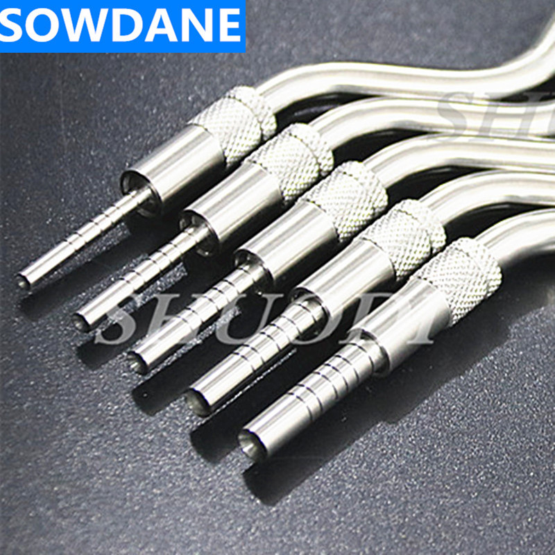 Dental Implant Osteotome Tool Dental Sinus Lift Lifting Bended ( Concave Tips)  Tool Lab Pusher