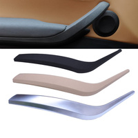 Left Right Car Interior Door Handles for BMW x1 e84 10 16 Inner Doors Panel Handle Bar Pull Trim Cover Front Rear