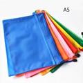 Жемчужные матовые стильные непромокаемые двухслойные сумки на молнии, разные цвета - фото