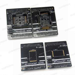 Image 4 - ProMan Professionale nand flash Programmatore Strumento di Riparazione Copia NAND NÉ TSOP48 Adattatore TL86 PLUS programmatore di Alta velocità di Programmazione