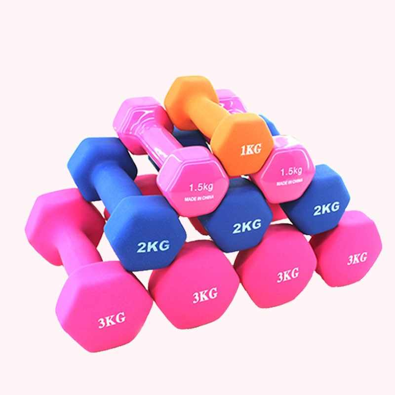 Detail Feedback Questions about Plastic dip in dumbbell for
