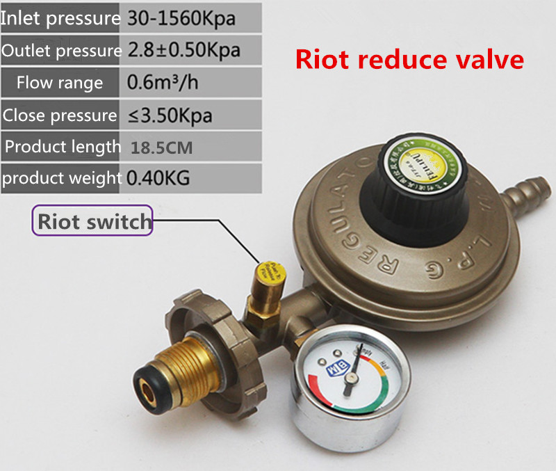 Gold color belt table home gas gas stove water heater liquefaction valve (riot switch) gas stove micro switch stoves accessories ignition switch gas stove valve thermocouple accessories switch