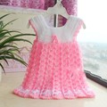 crochet baby girl dress roupas de bebe menina babies newborn baby clothes vestidos bebe girl  baby girl dress  clothing